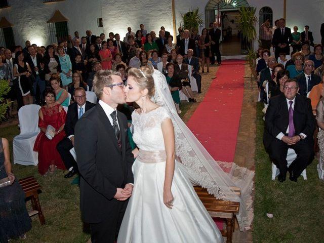 La boda de Carlos y Ana en Iznajar, Córdoba 38