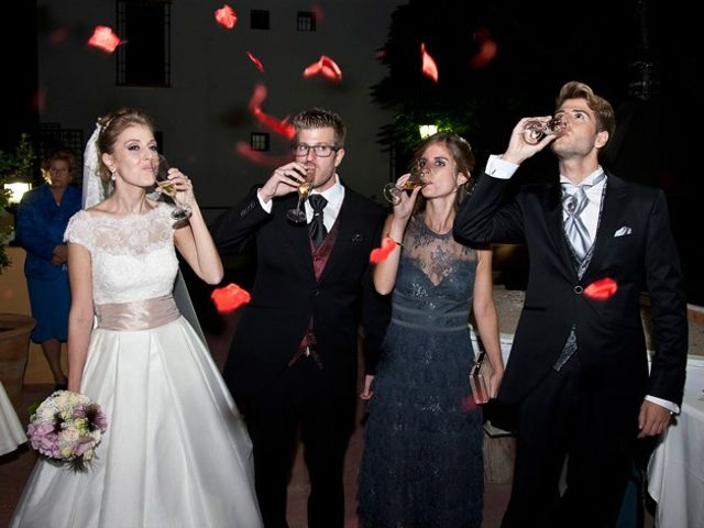 La boda de Carlos y Ana en Iznajar, Córdoba 40
