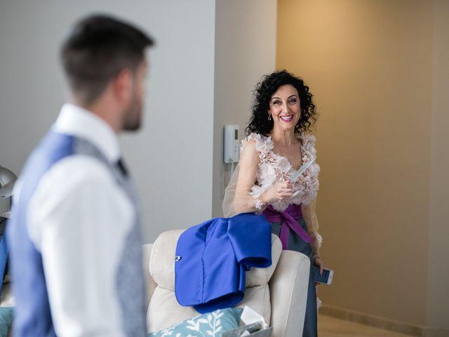 La boda de Raquel y Vicente en Massarrojos, Valencia 6