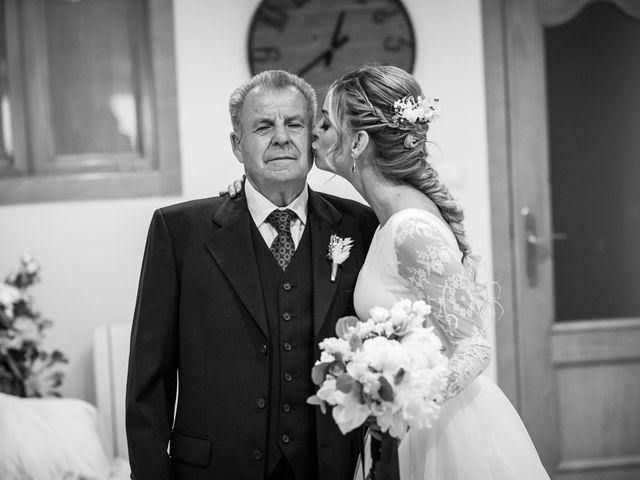 La boda de Raquel y Vicente en Massarrojos, Valencia 16