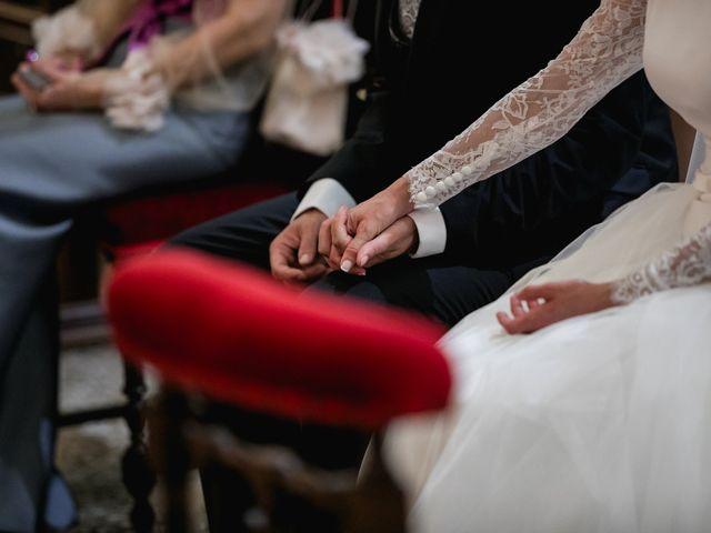 La boda de Raquel y Vicente en Massarrojos, Valencia 24