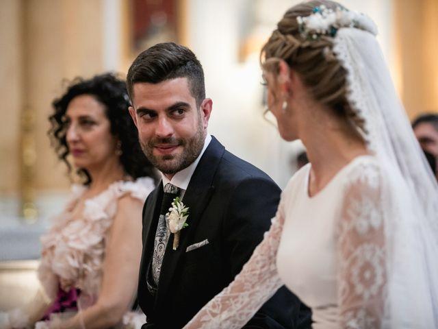 La boda de Raquel y Vicente en Massarrojos, Valencia 25
