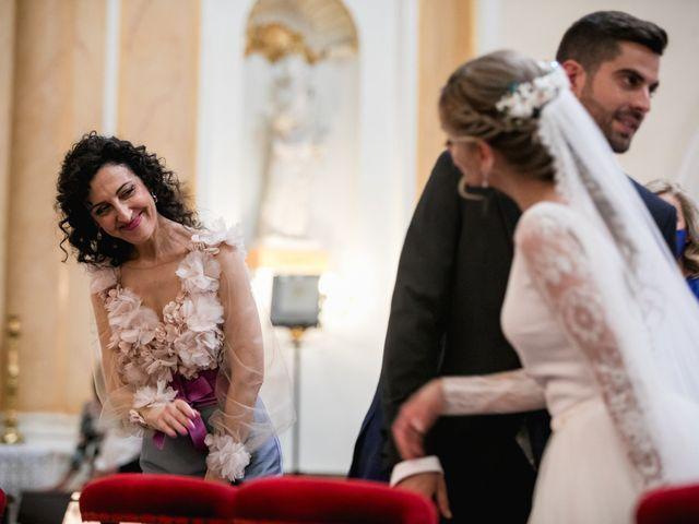 La boda de Raquel y Vicente en Massarrojos, Valencia 26