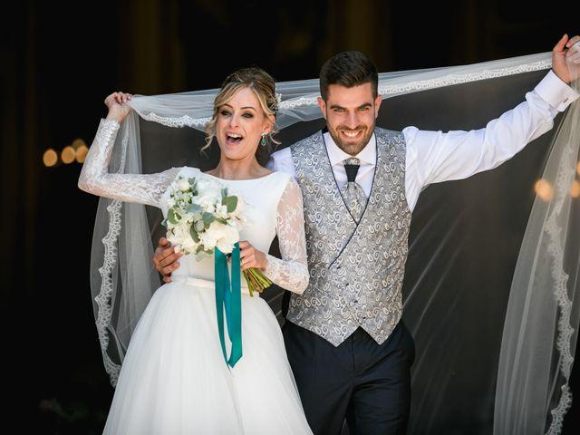 La boda de Raquel y Vicente en Massarrojos, Valencia 28