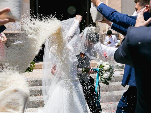 La boda de Raquel y Vicente en Massarrojos, Valencia 30