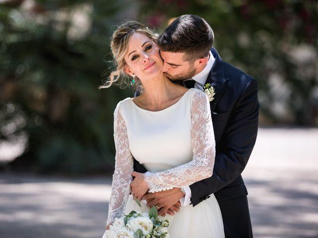 La boda de Raquel y Vicente en Massarrojos, Valencia 38