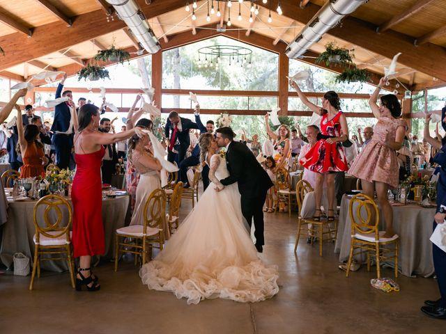 La boda de Vicente y Raquel
