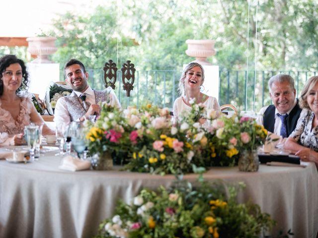 La boda de Raquel y Vicente en Massarrojos, Valencia 41