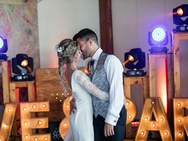 La boda de Raquel y Vicente en Massarrojos, Valencia 44