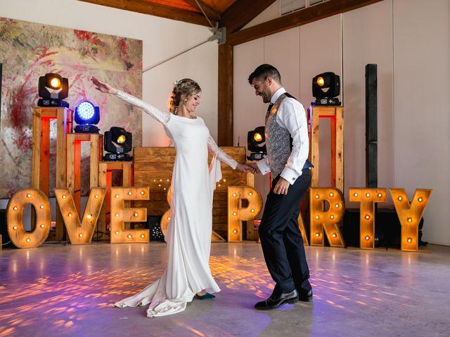 La boda de Raquel y Vicente en Massarrojos, Valencia 46