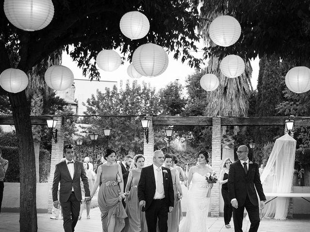 La boda de Javi y Maty en Linares, Jaén 2