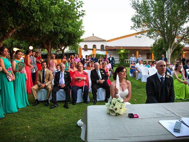 La boda de Javi y Maty en Linares, Jaén 17