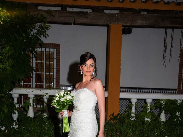 La boda de Javi y Maty en Linares, Jaén 21