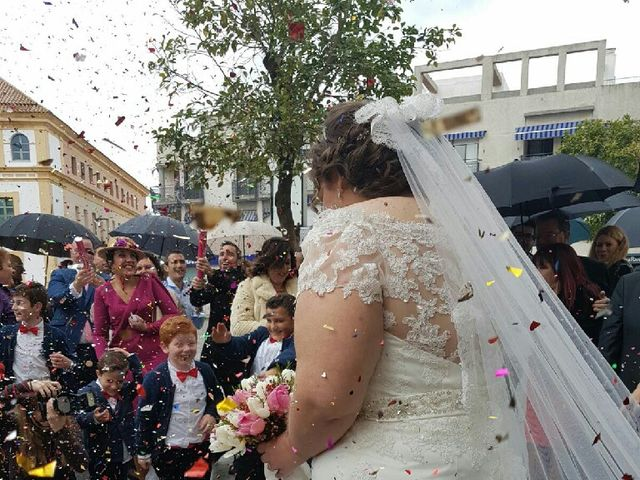 La boda de Daniel y Isa en Dos Hermanas, Sevilla 2