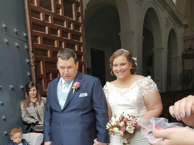 La boda de Daniel y Isa en Dos Hermanas, Sevilla 3
