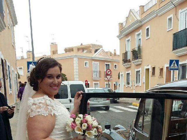 La boda de Daniel y Isa en Dos Hermanas, Sevilla 4