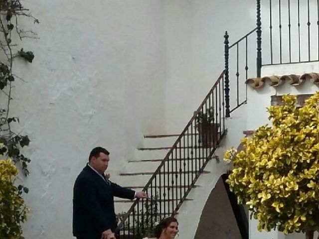 La boda de Daniel y Isa en Dos Hermanas, Sevilla 5