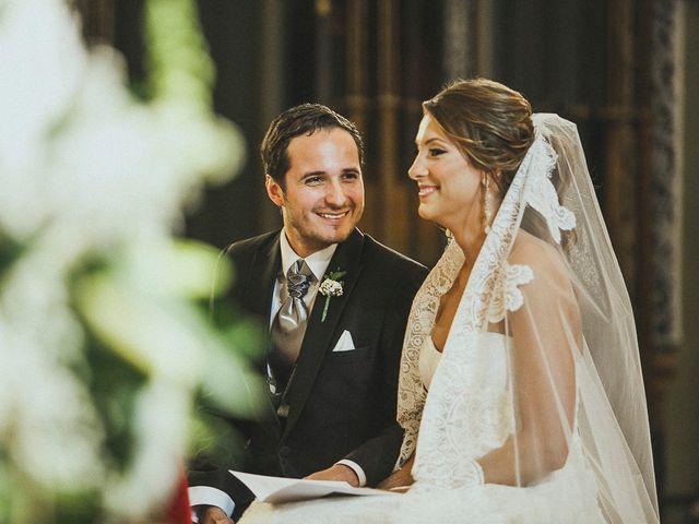 La boda de Valentina y Mauricio