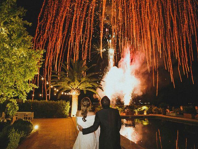 La boda de Mauricio y Valentina en Chiva, Valencia 55