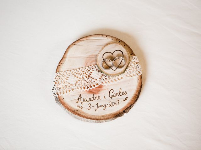 La boda de Carles y Ariadna en Bellvis, Lleida 1
