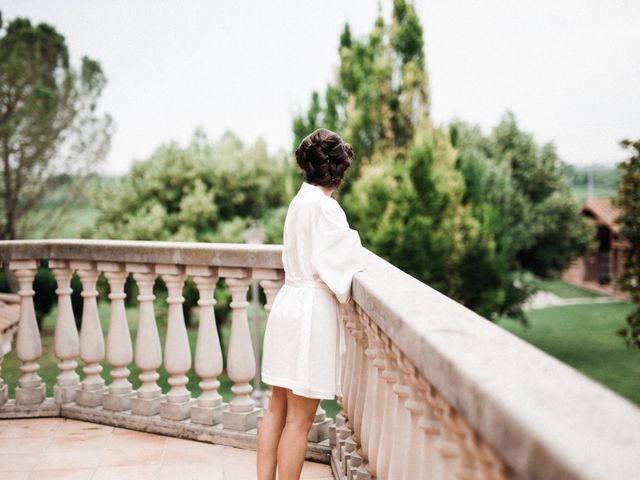 La boda de Carles y Ariadna en Bellvis, Lleida 2