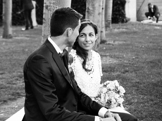 La boda de Carles y Ariadna en Bellvis, Lleida 30