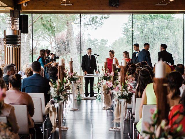 La boda de Carles y Ariadna en Bellvis, Lleida 36