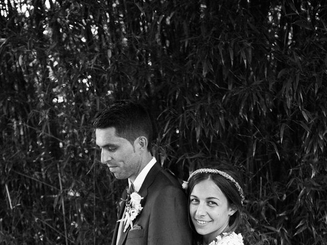 La boda de Carles y Ariadna en Bellvis, Lleida 45