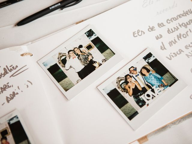 La boda de Carles y Ariadna en Bellvis, Lleida 71