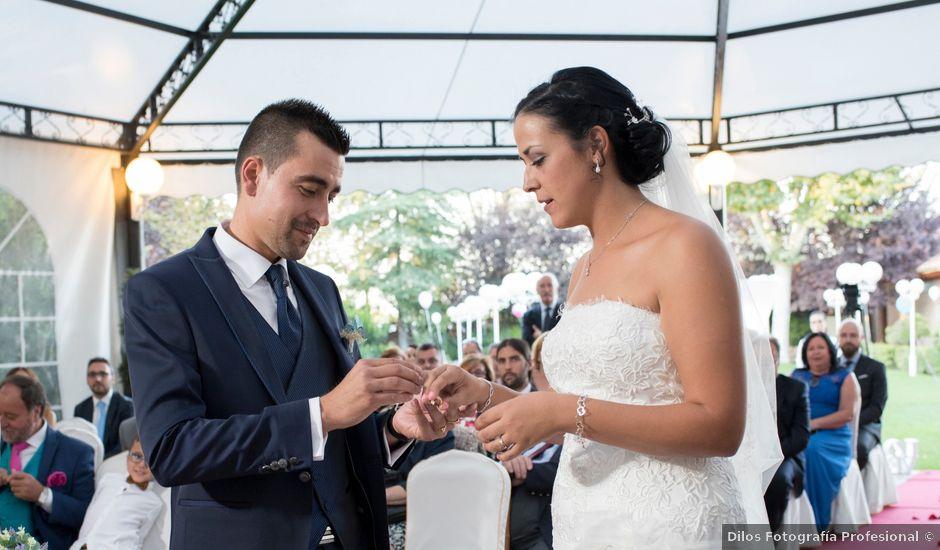 La boda de Alberto y Alicia en Madrid, Madrid