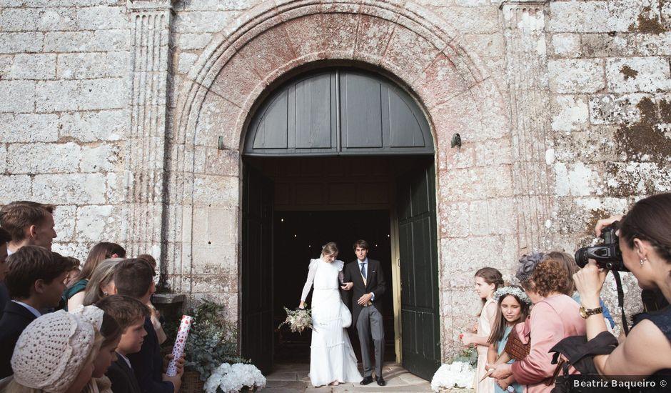 La boda de Jose y Bea en O Aciveiro, Orense
