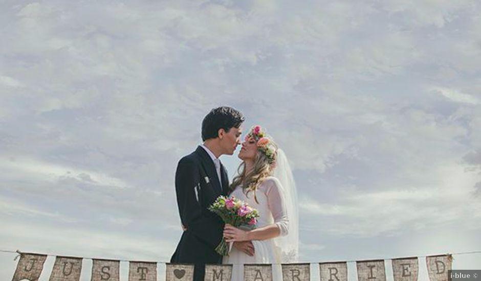 La boda de Javier y Irene en Marbella, Málaga