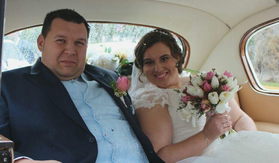 La boda de Daniel y Isa en Dos Hermanas, Sevilla