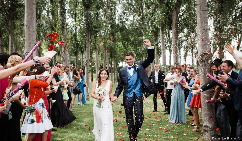 La boda de Carles y Ariadna en Bellvis, Lleida