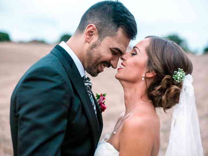 La boda de Núria y Iago