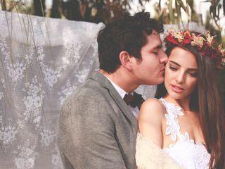 La boda de Julia y Carlos