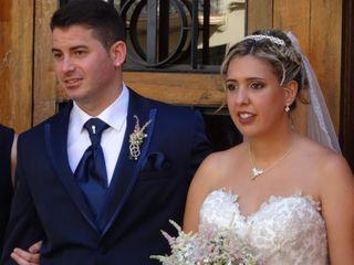 La boda de Jessica y Borja