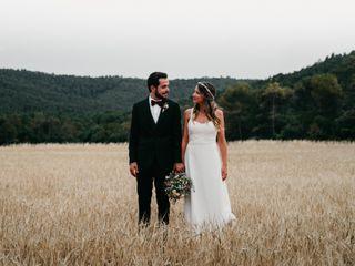 La boda de Carol y Ignasi