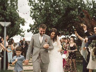 La boda de Carla y Cristian