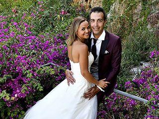 La boda de David y Lluisa