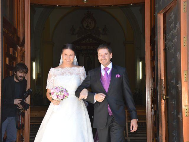 La boda de Ángel Ramón y Virginia
