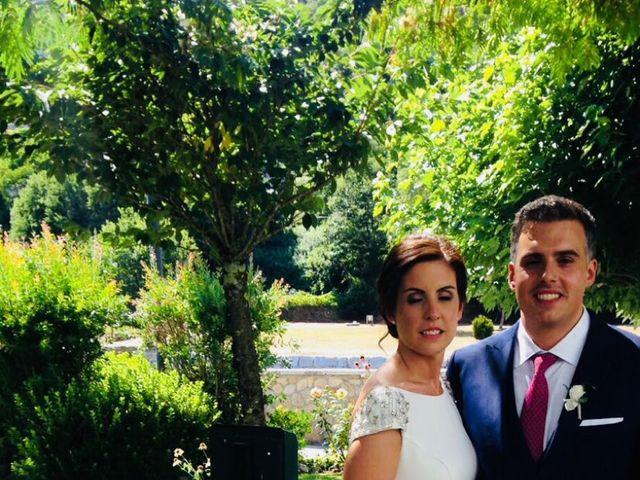 La boda de Alberto y Laura  en Lobios (Lobios), Orense 2