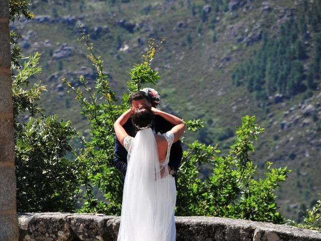 La boda de Alberto y Laura  en Lobios (Lobios), Orense 1