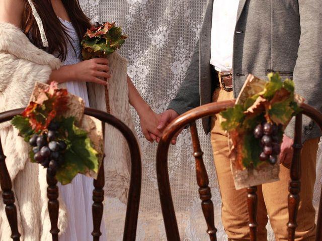 La boda de Carlos y Julia en Vilajüiga, Girona 23