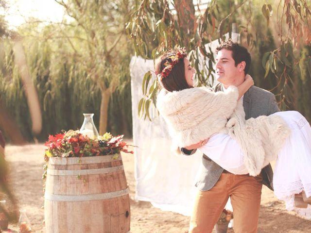 La boda de Carlos y Julia en Vilajüiga, Girona 26