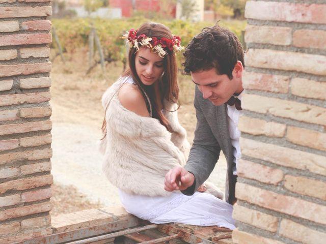 La boda de Carlos y Julia en Vilajüiga, Girona 27
