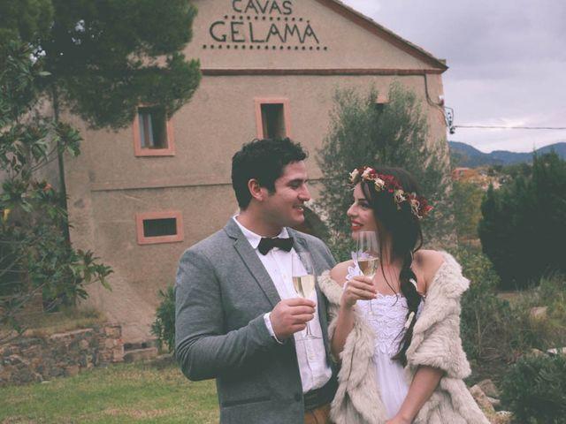 La boda de Carlos y Julia en Vilajüiga, Girona 32