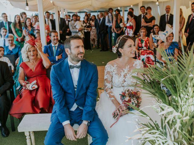 La boda de Iker y Bea en Getxo, Vizcaya 1