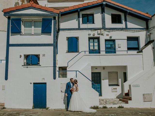 La boda de Iker y Bea en Getxo, Vizcaya 9