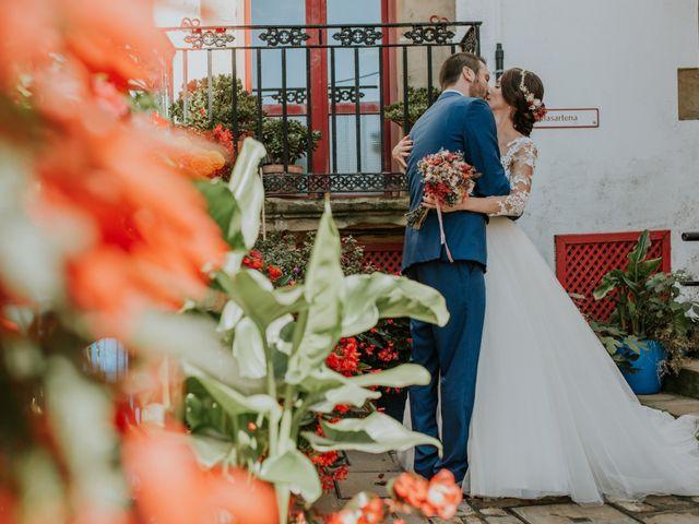 La boda de Iker y Bea en Getxo, Vizcaya 11